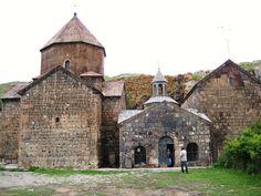 Vanevan Monastery (Armenian: Վանևան) is a monastery located along a gorge south of the village Artsvanist slightly south-east of Lake Sevan in the Gegharkunik Province of Armenia.