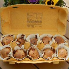 Lekker en origineel: paasmuffins!