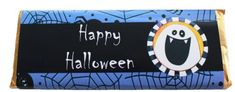 Happy Halloween Dark Chocolate Candy Bar >>> Learn more by visiting the image link.