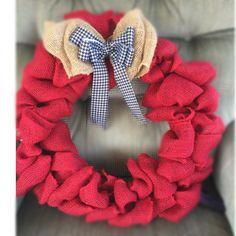 Alabama Crimson Tide Wreath! $35. Contact me at bamafan0951@icloud.com!