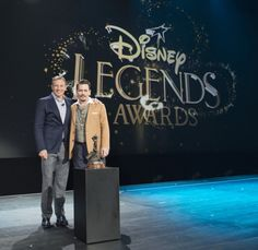 ROBERT A. IGER (Chairman and Chief Executive Officer, The Walt Disney Company), JOHNNY DEPP