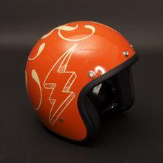 Casque / helmet biltwell /  Design  : Bruno  allard pour gentlemen's Factory /  Photo :  laurent-scavone-photos.com