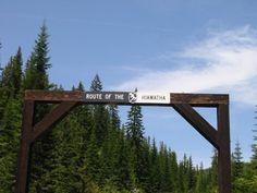 Lookout Pass Hiawatha Trail | Hiawatha Trail