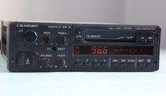 Blaupunkt Nashville SQR 48 Car Casette FM Aux MP3 Player Porsche BMW Mercedes…