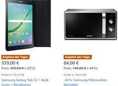 Amazon: Samsung Galaxy Tab S2 T813 für 339 Euro mit 120 Euro Cashback https://www.discountfan.de/artikel/tablets_und_handys/amazon-samsung-galaxy-tab-s2-t813-fuer-339-euro-mit-120-euro-cashback.php Das Samsung Galaxy Tab S2 T813 ist jetzt inklusive passendem Book-Cover bei Amazon zum Bestpreis von 339 Euro frei Haus zu haben. Das Besondere dabei: Discountfans erhalten ein Cashback von 120 Euro, zahlen also unter dem Strich nur 219 Euro. Amazon: Samsung Galaxy Tab S2 T813 f