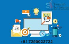 Digital marketing implies the promotion of a business on the online platforms through SEO (Search Engine Optimization) and SMO (Social Media Optimization). Swavish Softwares is one of the Leading Online Digital Marketing Company in India which gives all Top Digital Marketing Companies, Online Digital Marketing, E-mail Marketing, Internet Marketing, Affiliate Marketing, Marketing Training, Business Marketing, Online Business, Best Seo Company