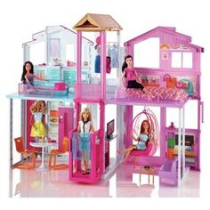 Buy Barbie Townhouse at Argos.co.uk, visit Argos.co.uk to shop online for Dolls…