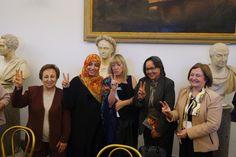 Shirin Ebadi, Tawakkol Karman, Jody Williams, Patricia De Lille, Mairead Maguire - World Peace Summit 2014 avec Mazda Maisie Williams, Mazda, Blog, Blogging