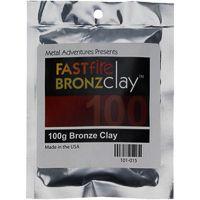 FASTfire BRONZclay (Inhalt/Gewicht:100gr.)