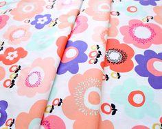 Art Gallery Fabrics Geometric Bliss Radical Blooms Blush
