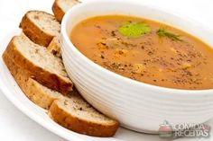 Receita de Sopa cremosa de cenoura e batata em receitas de sopas e caldos, veja essa e outras receitas aqui!