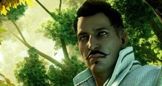 Dragon Age Inquisition New Role - Cool master with mustache