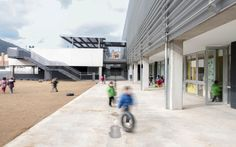 BCQ Arquitectura || Colegio en Cervelló (Barcelona, España) || 2010 - 2012