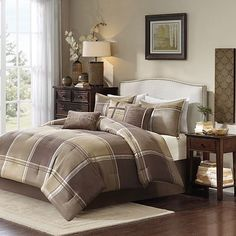 Madison Park Emmet 7-pc. Comforter Set