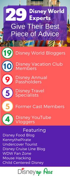 We asked 29 experts for their best Disney World advice. What they said is amazing!