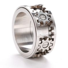 A manly ring.