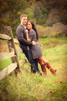 Farm Engagement Photo....Still going to get this done @ Nikki Dyer!