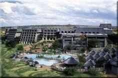 Elephant Hills Hotel Zimbabwe