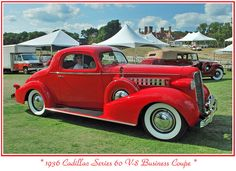 1936 Cadillac Business Coupe by sjb4photos, via Flickr   https://www.trustedchoice.com/insurance-articles/wheels-wings-motors/extended-warranties/