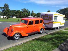 Vintage Car & Caravan, Mirani QLD AUS 2014