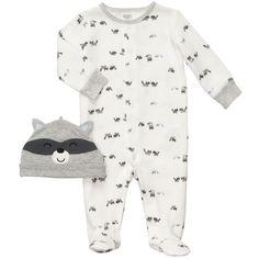 2-Piece Thermal Sleep & Play | Baby Boy Pajamas