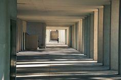 Milan, Gallaratese II Housing - Aldo Rossi