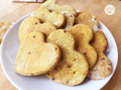 I biscotti alla curcuma, zenzero e cannella sono dei golosi biscotti sani e genuini, da sgranocchiare durante la giornata senza troppi sensi di colpa!