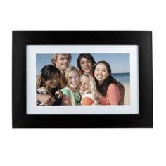 Wedding Gift: Panimage PI9001DW 9-Inch Digital Picture Frame (Black)