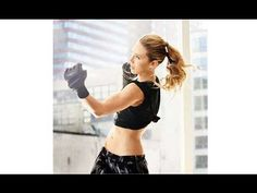 Get a Knockout Body A Kickboxing, Dance and Strength Training Workout - YouTube
