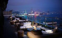 SEVVA rooftop Taste Bar hong kong, http://www.hautecompass.com/sevva.html
