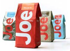 embalagem, o nome da marca bem grande assim é interessante, fixa o nome.