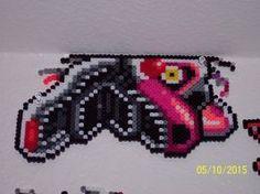 DeviantArt: More Like Mangle (FNAF2) Perler Beads by Tetetons