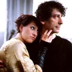 Amanda Palmer and Neil Gaiman. This is a power couple to me!