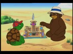 Franklin at the Seashore Franklin The Turtle, Animation, Creative Art, Disney Characters, Fictional Characters, Make It Yourself, Disney Princess, Youtube, Preschool