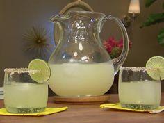 Classic Margarita with Espelette Salt Recipe | Geoffrey Zakarian | Food Network