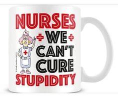 Nurses Mug