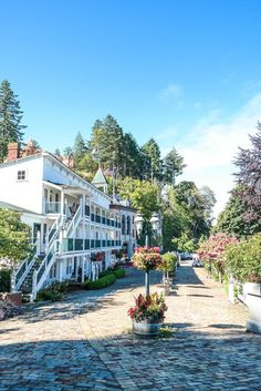 The Haro Hotel in Roche Harbor is historical, charming and cozy. This is the perfect couple's getaway. The days in June we were there the weather was perfect too!
