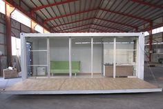 flat pack projects of sea Container House (2)