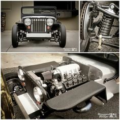 Jeep rod..modern design