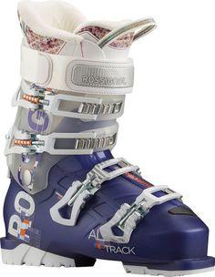 Matériel de ski hiver 2015, retrouvez la chaussure de ski femme ALLTRACK 70 W WOMEN Rossignol au meilleur prix en magasins et sur le web #chaussure #ski #rossignol #2015