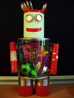 This article: Robots, robots, & more robots!  @Heather George here's one you might not have