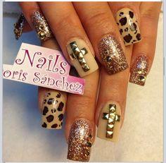 My 3D Nails by: my Nail Lady Doris