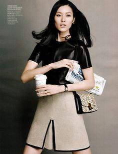 . Office Fashion, Work Fashion, Asian Fashion, Fashion Outfits, Fashion 2014, French Fashion, Diy Fashion, Business Chic, Business Outfits