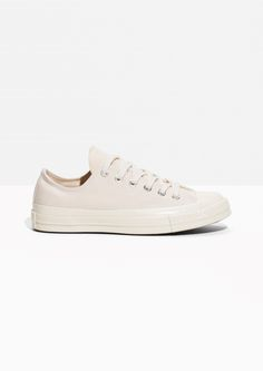 & Other Stories image 1 of Chuck Taylor All Star '70 Low in Off White