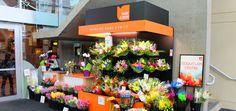 flower kiosk - Google Search