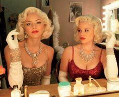 Loving this show!  Katharine McPhee as Marilyn Monroe? I think yes!