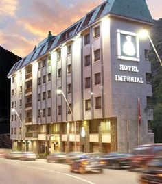 The Spanish chain of Husa hotels has 101 properties, divided into five categories: Urban, Luxury, Holiday, Well-Being, and Mountain. The Husa Imperial in Andorra, shown here, is one of the Mountain hotels, thanks to its scenic Pyrenees location. (From: Dependable Hotel Chains Around the Globe)