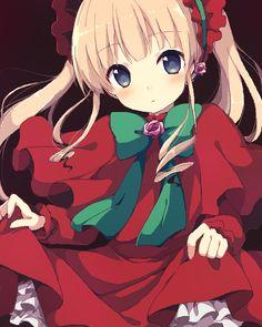rozen maiden, shinku