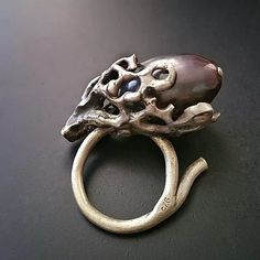 Jane Ju | Handmade Jewellery | Australia | Sydney | ARTIST'S STUDIO Handmade Jewelry, Rings, Floral, Artist, Fashion, Florals, Moda, La Mode, Ring