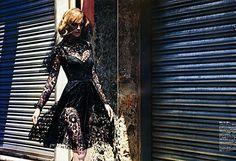 Title: Darker is the Memory Magazine: Vogue Nippon October 2010 Model: Raquel Zimmermann Photographer: Mario Sorrenti Stylist: George Cortina Richardson Magazine, Autumn Inspiration, Style Inspiration, Fashion Models, High Fashion, Fashion Shoot, Raquel Zimmermann, Mario Sorrenti, Vogue Japan